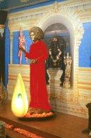 Скульптура Бхагавана Шри Сатья Саи Бабы в Мантии