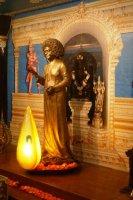 Скульптура Бхагавана Шри Сатья Саи Бабы без Мантии